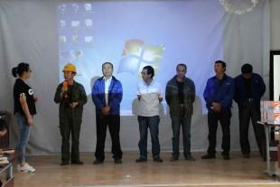 金龙公司召开八月份生产PK会议